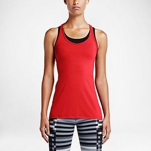 Nike Get Fit Racerback Tank New Without Tags